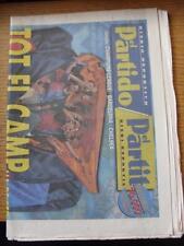 18/04/2000 Taza Europeo de Barcelona V Chelsea [] 'Diario Deportivo periódico Editio