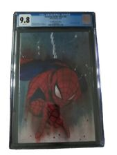 Amazing Spiderman 46 Peach Momoko Virgin Cover 9.8 CGC Graded Comic