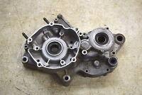 1999 YAMAHA YZ125 YZ 125 LEFT SIDE ENGINE CRANKCASE CRANK CASE MOTOR BLOCK 2000