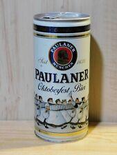 Empty Can Of German Oktoberfest Beer Paulaner. 500 ml. 2013. Top Open! #2