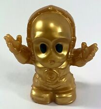 C-3PO C3PO Ooshie Woolworths Woolies Disney Star Wars GOLDEN Gold Droid Ooshies