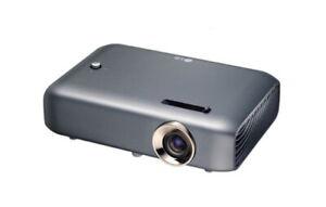 LG PH510PS DLP HD 550Ansi HDMI Usb 60W 30dB MHL WiDi Bluetooth HDTV 254Cm UPS