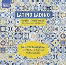 Latino Ladino: Songs of Exile & Passion From Spain, New Music