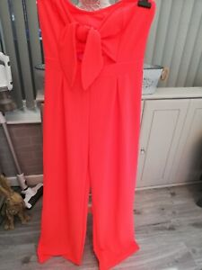 PINK BOUTIQUE, ALL IN ONE  / PLAYSUIT, BNWT, SIZE 14