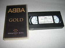 ABBA K7 VIDEO - GOLD