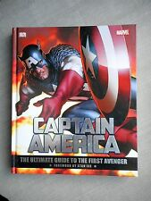 CAPTAIN AMERICA THE ULTIMATE GUIDE TO THE FIRST AVENGER VO TBE / VERY FINE