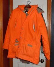 Gamehide Hooded Coat Style RWH-16, Blaze Orange, Size L Large