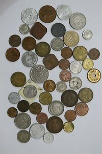 OLD WORLD COINS USEFUL LOT B33 ZR39
