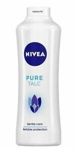 Nivea Pure Talc Gentle Care Reliable Protection - 400 Gram