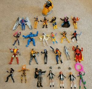 Marvel Legends X-Men Huge Set (Wolverine, Rogue, Phoenix)