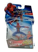 "The Amazing Spiderman Ultra Poseable 3.75"" Movie Series NIB Sealed"