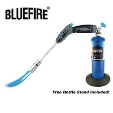 BLUEFIRE Propane Gas Grill Torch Charcoal Starter, MAPP MAP, Kamado Cook Lighter