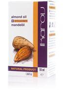 100% Puro Naturale Mandorle Essenziale Olio Massaggi ML Antiossidante Ikarov