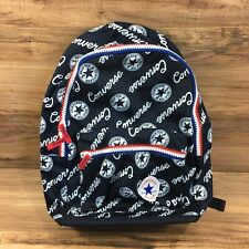 Converse All Star Logo Backpack Navy Size L New