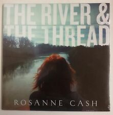 Rosanne Cash The River & The Thread LP UK 2014 Gatefold