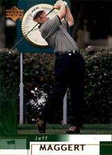 2002 Upper Deck Golf Jeff Maggert
