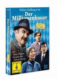 Der Millionenbauer [3 DVDs/NEU/OVP] Walter Sedlmayr als schlitzohriger Großbauer