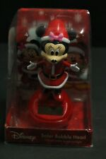Solar Dancing Disney Minnie Mouse Santa hat Christmas family decoration red sun