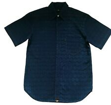 Paul Smith RED EAR Blue Short Sleeve Shirt   L