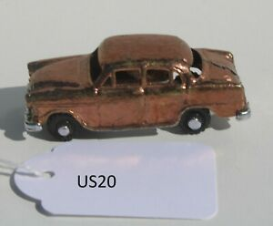 StreamLux Holden Car Gold + Silver Cracked cast & Crazy Paint FNQHotwheels US20