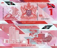 TRINIDAD & TOBAGO - 1 dollars 2020 / 2021 Polymer FDS - UNC