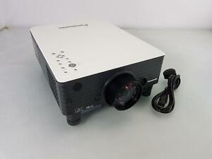 Panasonic PT-D3500E DLP Projector - 77 Lamp Hours