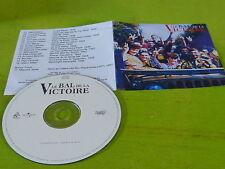TRENET - MONTAND - BOURVIL - ULMER - VENTURA - CHEVALIER! FRENCH PROMO CD!!!!!!!