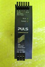 PULS QS5.DNET POWER SUPPLY, 6 MONTHS WARRANTY
