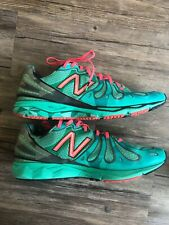 MENS NEW BALANCE 890 v3 TOKYO RUNNING SHOES SIZE 12 South Beach GREEN PINK