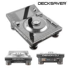 Decksaver Denon SC5000M / SC5000 Prime Protective Clear Dust Cover Lid Plate