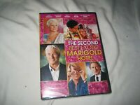 The Second Best Exotic Marigold Hotel (2015) DVD NEW Judi Dench Maggie Smith