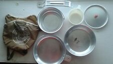 K MART  OFFICIAL MESS KIT VINTAGE EXTREMELY RARE