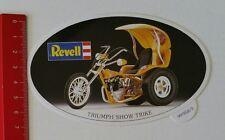 Autocollant/sticker: REVELL-Triumph Show Trike (140217129)