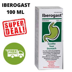 Iberogast 100 ml Drops EU (100% ORIGINAL QR authenticity)