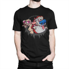 Ren and Stimpy Art T-shirt, The Ren and Stimpy Show Tee, Men's Women's All Sizes