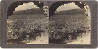 Stereo Smyrna Izmir Panorama Turchia Grecia Stereoview Vintage Analogica