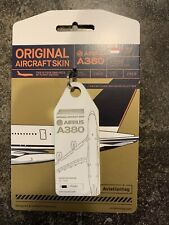Aviationtag Airbus A380 9V-SKB Singapore Airlines MSN #5. SOLD OUT!!!