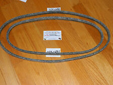 754-0280  754-0281  MTD Variable speed drive Belts Set of (2) O.E.M. SPEC