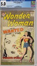 WONDER WOMAN #108 CGC 5.0