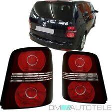 2x VW Touran 1T1 1T2 Rückleuchten Heckleuchten rechts links Rot FACELIFT 06-10