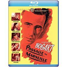 PASSAGE TO MARSEILLE  (Humphrey Bogart) Region Free Blu Ray - Sealed