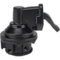Chevy Big Block V8 Mechanical Fuel Pump, 80 GPH, Black