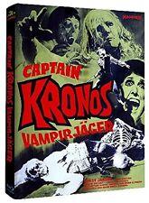 Mediabook CAPTAIN KRONOS - VAMPIRE HUNTER Hammer Edition BLU-RAY DVD