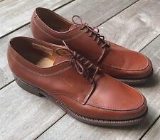 Vintage 40s Allen Edmonds Gunboat Shoes 9.5 D