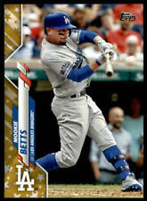 2020 Topps Baseball Factory Set Gold Star - Pick A Card - Cards 251-500