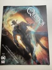 The Question: The Deaths Of Vic Sage Book 2 DC Black Label