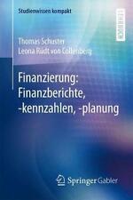 Deutsche Taschenbuch Bücher über Wirtschaftswissenschaften mit Finanzierung