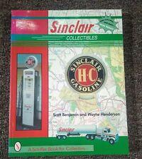 "1997 ""SINCLAIR COLLECTIBLES"" BOOK by Scott Benjamin & Wayne Henderson...NICE!"