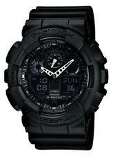 New XL GSHOCK analog and digital Black Watch