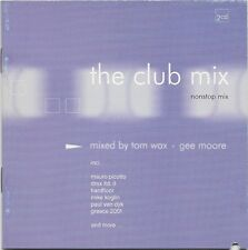 The Club Non-Stop Mix January 1999 Germany Import by Van Dyk, Mauro Picotto ....